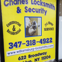 Charles Locksmith and security